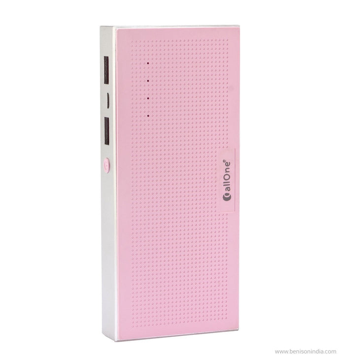 Callone 15600 mAh Metal Power Bank-Mobile Accessories-Callone-Benison India