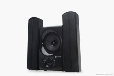 Callone 4.1 Multimedia Speaker (CIS-10)-Electronics-Benison India-Black-Benison India