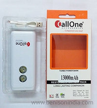 CallOne Turbo Charging Power Bank 13000 mAh with Dual LED Torch Light-CallOne-Benison India