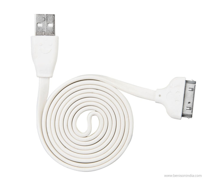 CallOne Turbo Data & Charging Cable -I Phone 4-CallOne-Benison India