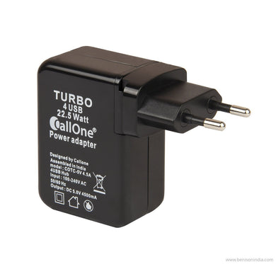 CALLONE USB Adaptor Travel Charger 4 HUB-CallOne-Benison India