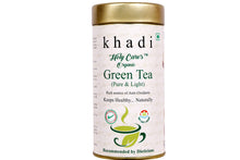 Khadi Green Tea (Pure & Light)-Grocery & Gourmet Food-Benison India-Benison India