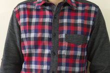 Trendy Casual Cotton Shirts for Men-Men's Clothing-LeebaZone-Benison India