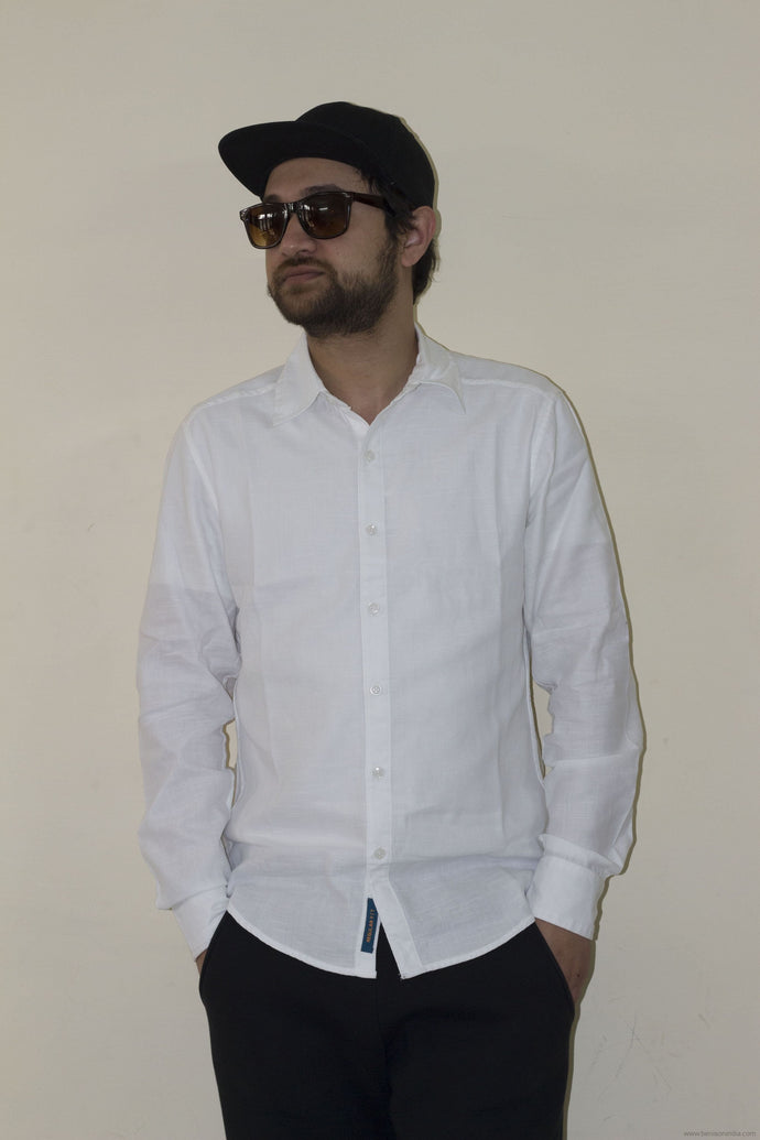 Shop Online For Trendy Formal Cotton Shirts For Men White