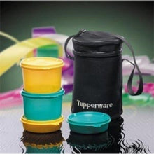 Tupperware Executive Lunch Set with Bag, 4-Pieces (186B)-Tupperware-Benison India