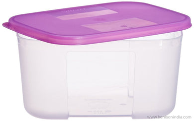 Tupperware Freezer Mate Container, 700ml, 1-Piece (Colors may Vary)-Tupperware-Benison India