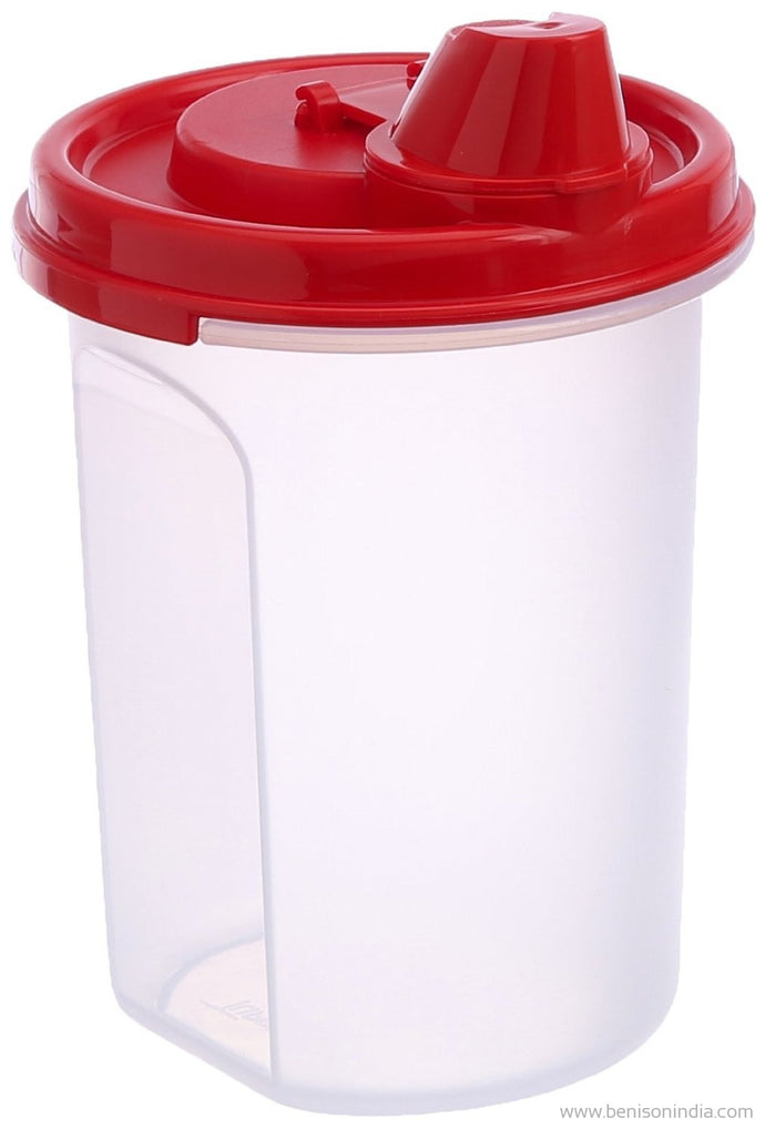 Tupperware Mini Megamagic Flow Container, 440ml, Colors may Vary (121)-Tupperware-Benison India