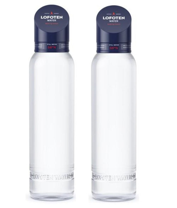 Loften Arctic Water 888ml - STILL - 2 bottles