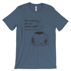 Johnny Cash quote t-shirt coffee country shirt men women unisex