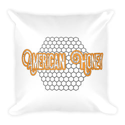 American Honey Lady Antebellum Country throw pillow