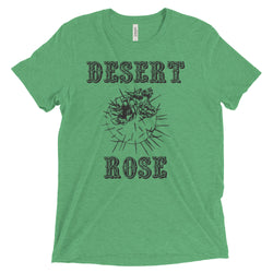 Desert Rose Southwest Country cactus flowers womens t-shirt shirt