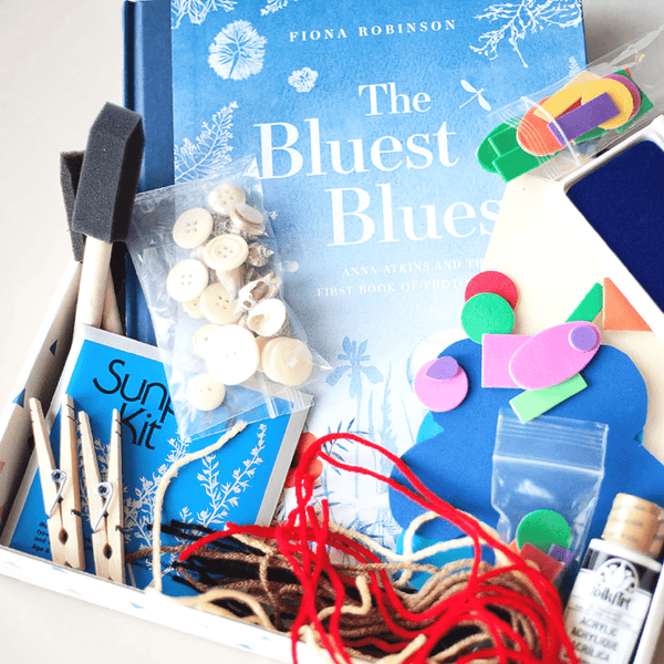 'The Bluest of Blues' Deluxe Kit
