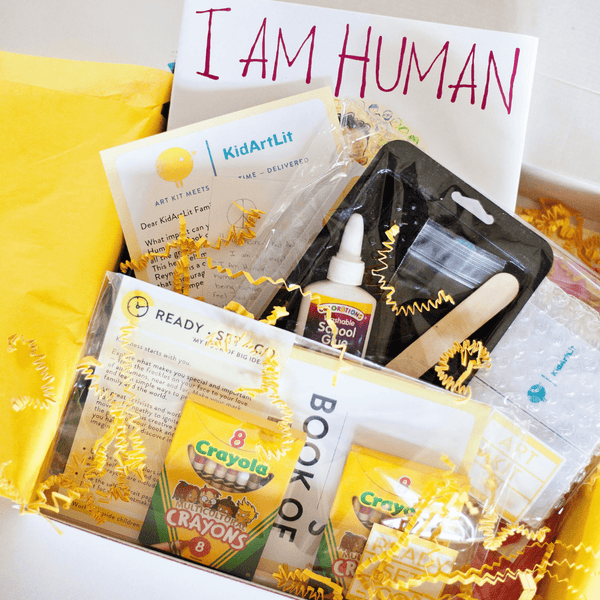 'I Am Human: A Book of Empathy' Deluxe Kit