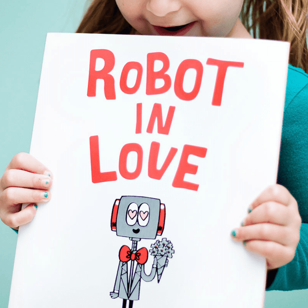'Robot in Love' Spark STEAM-Themed Kit