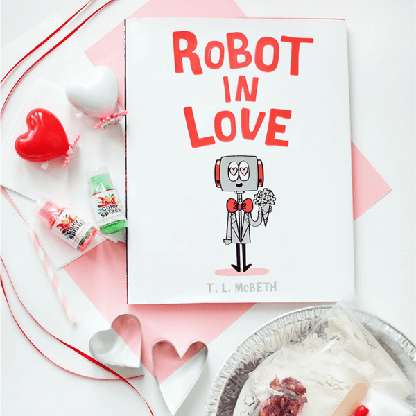'Robot in Love' Deluxe STEAM-Themed Kit