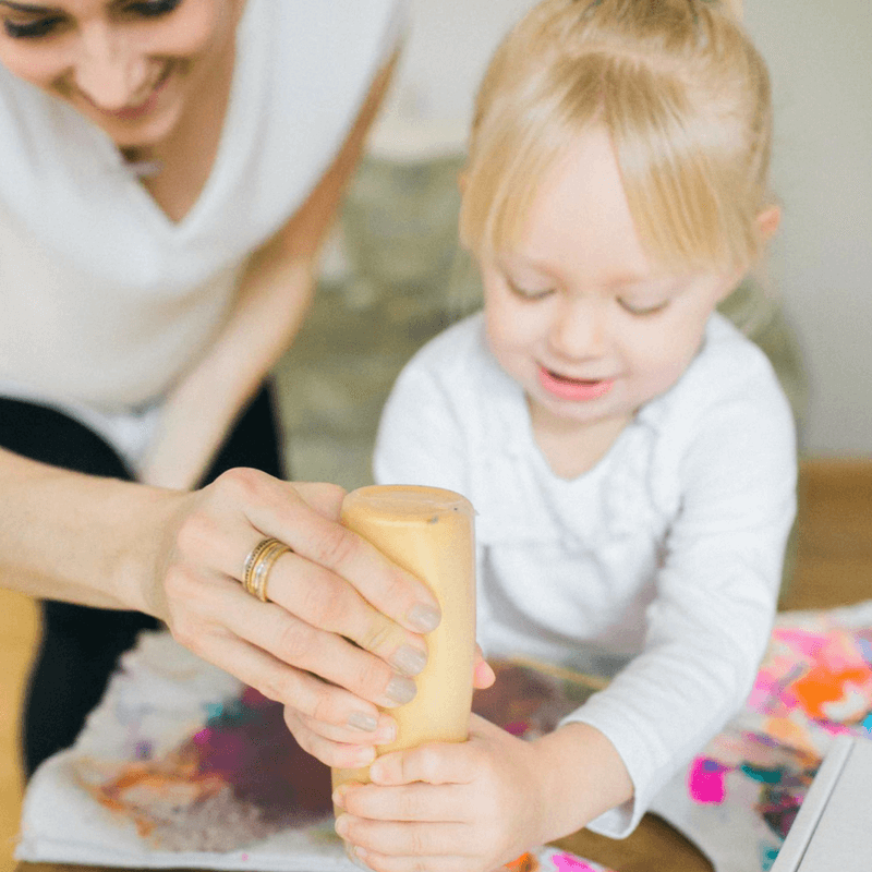 Kids Art Projects and Children's Book Subscription Box Gift