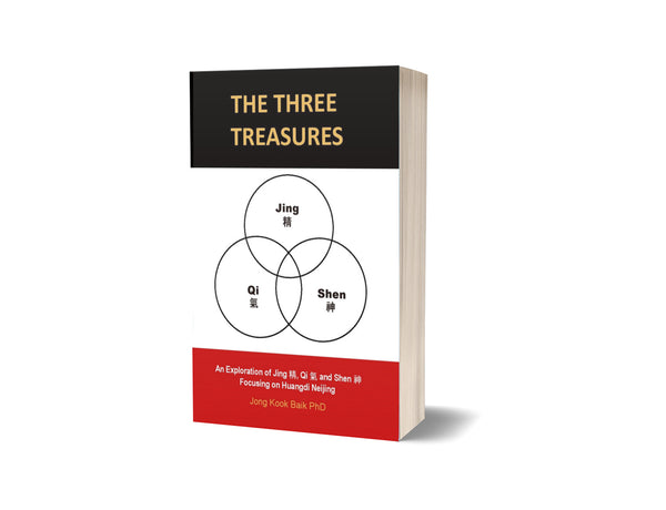The Three Treasures An Exploration of Jing 精, Qi 氣 and Shen 神 Focusing on Huangdi Neijing - MediKore