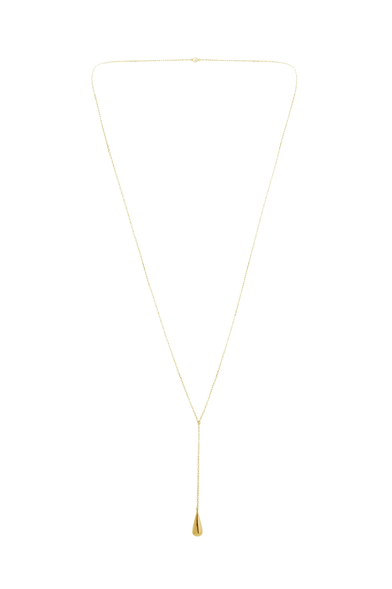 LONG BOB NECKLACE