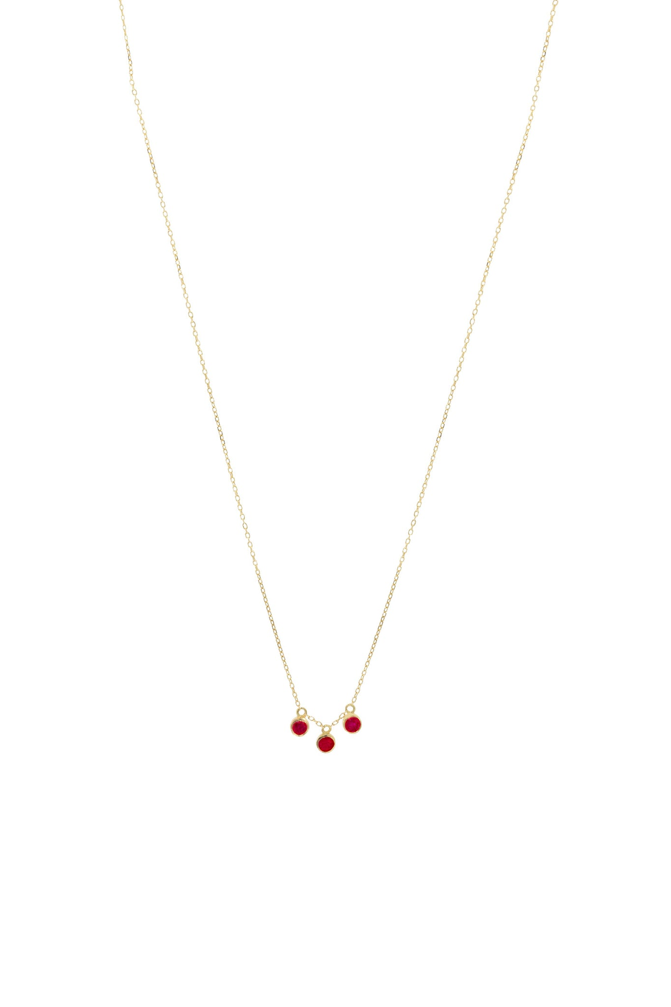 PRINCE RUBY NECKLACE