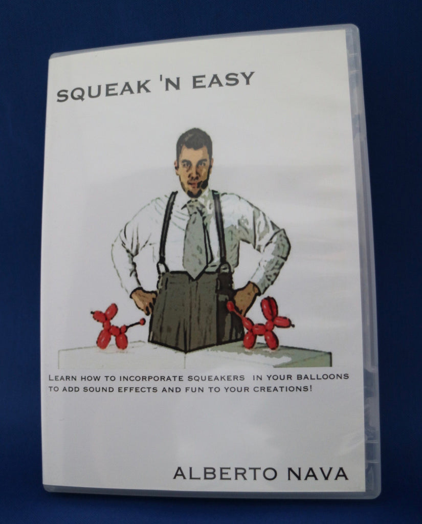 Squeak 'n' Easy