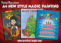 New Style Magic Painting - A4 Size