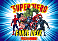 SuperHero Force Deck