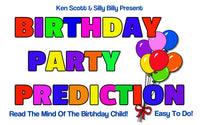 Birthday Party Prediction