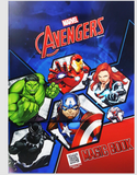 Avengers Magic Colouring Book - Three Way
