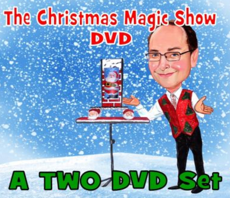 Christmas Magic Shows DVD - Tommy James