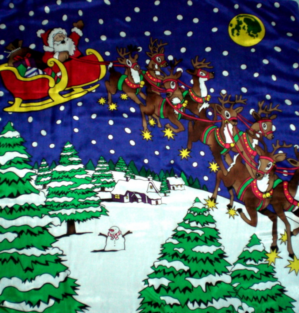 Christmas Production Silk 36""