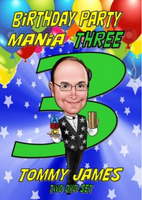 Birthday Party Mania 3 - Double DVD