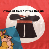 Rabbit from Top Hat silk