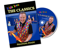 Kids Love The Classics DVD - with David Oakley