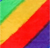 Multicoloured Silk