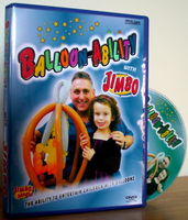 Balloon-Ability DVD