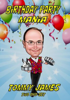 Birthday Party Mania - Double DVD