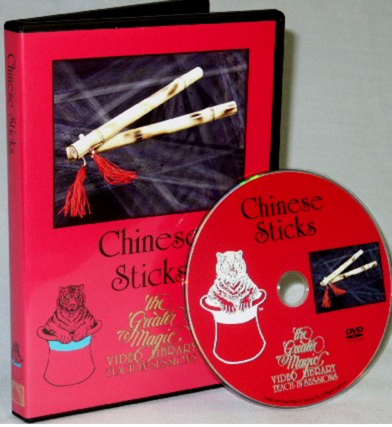 Chinese Sticks Teach-in DVD