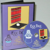 Egg Bag Teach-In DVD