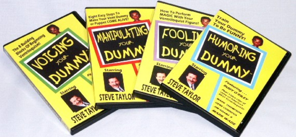 Fooling Your Dummy DVD