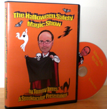 Halloween Safety Magic Show DVD