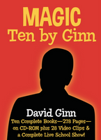 Magic Ten by Ginn DVD & CD Rom