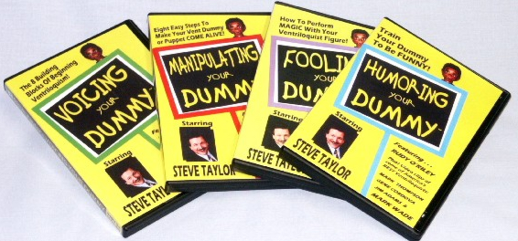 Manipulating Your Dummy DVD