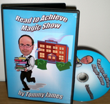 Read To Achieve Magic Show DVD