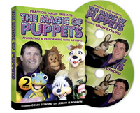 The Magic of Puppets Double DVD