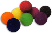 Super Soft Sponge Balls - Loose