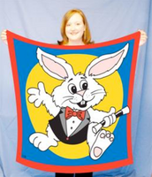 Rabbit Production Silk