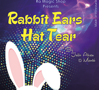 Rabbit Ears Hat Paper Tear
