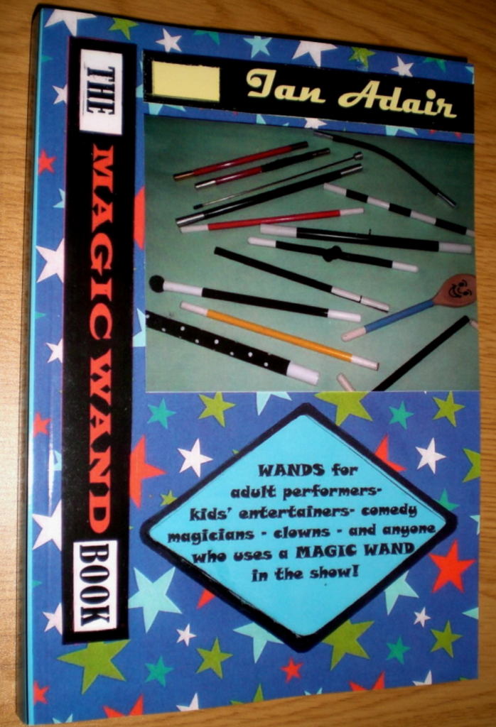 The Magic Wand Book