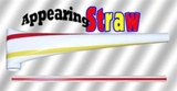 Appearing Pole - Drinking Straw Style