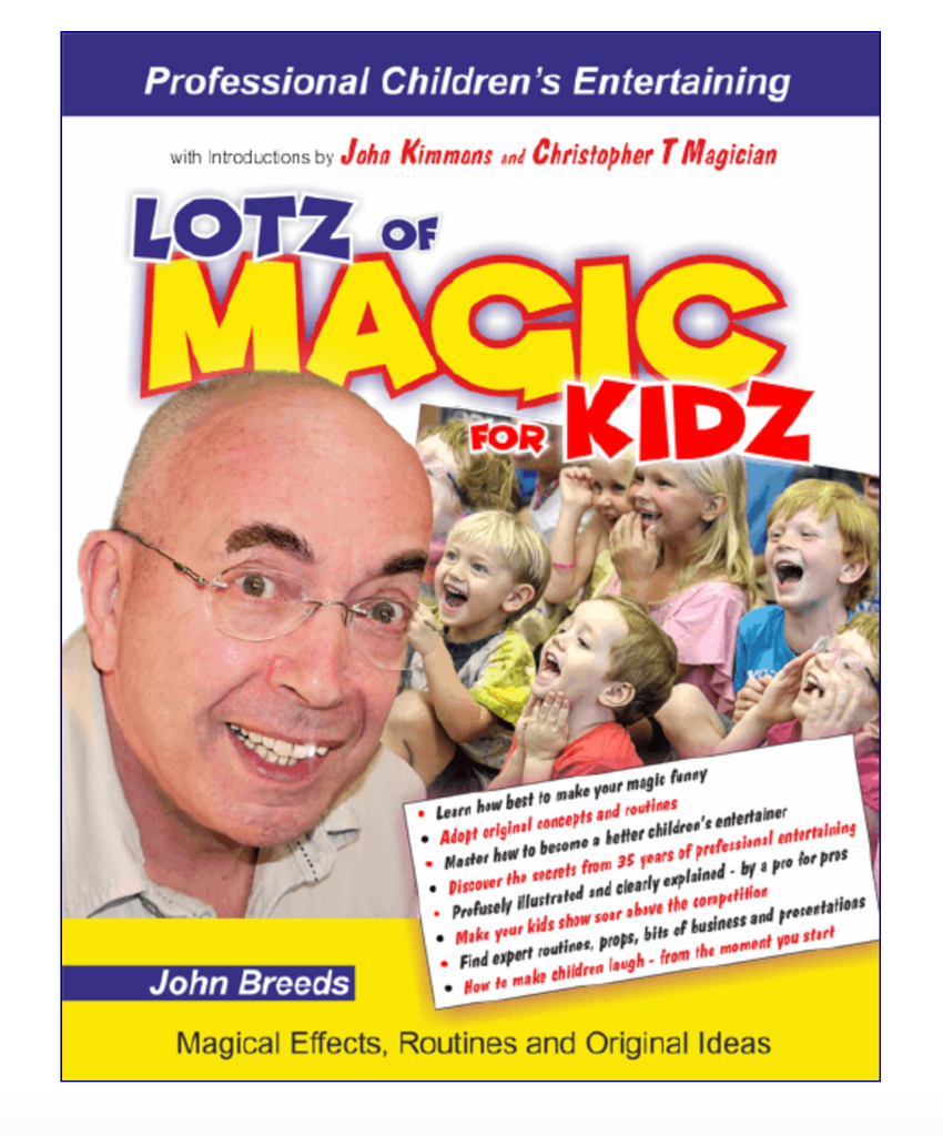 LOTZ of MAGIC for KIDZ